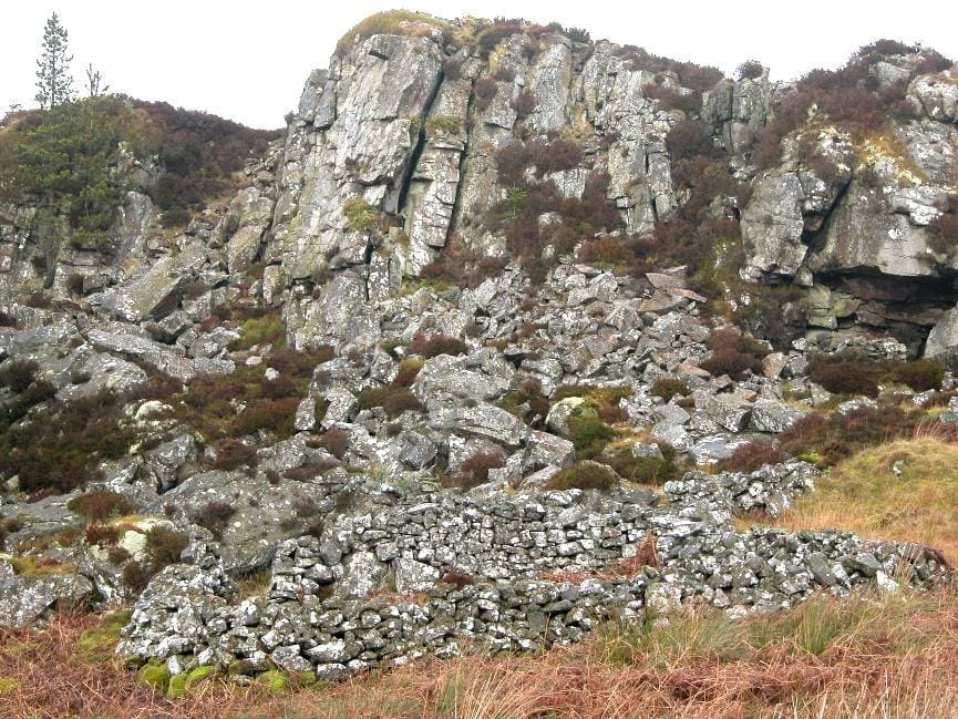 Muckle Samuel's Crags