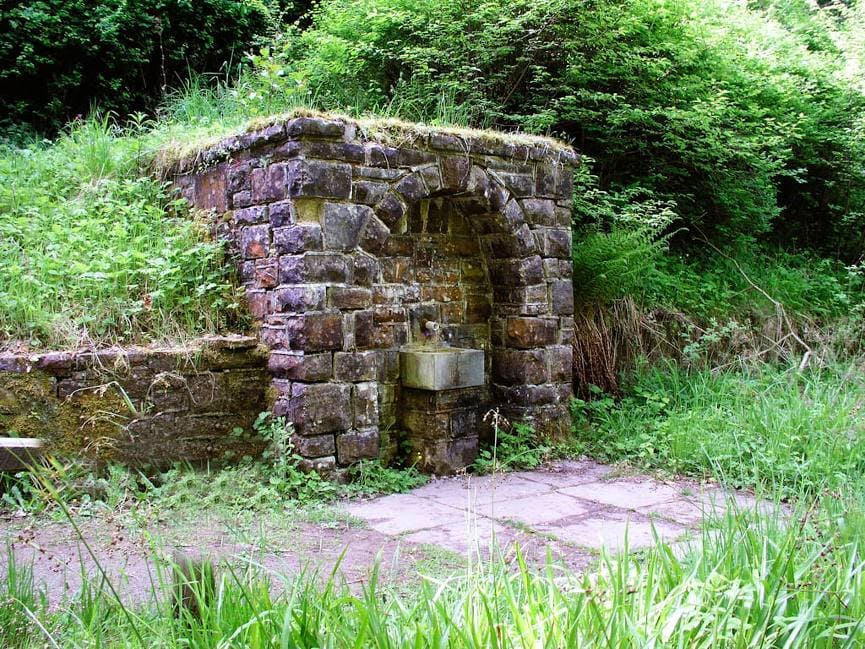 The Well at Gilsland Spa